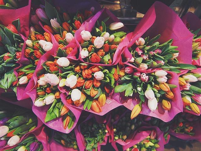 Kwiaty w ten wyjątkowy dzień – bukiety ślubne kwiaciarnia Warszawa